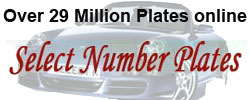 Private Number Plates